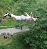 saut elastique hebergement claudon chambre gite camping hote adrenaline